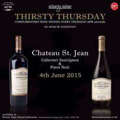 Whiskey Wednesday & Thirsty Thursday