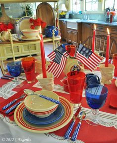 The Little Round Table: Happy Memorial Day