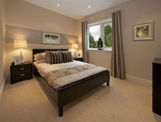 Want a Bigger Room? Use a Carpet to Create a Large Effect