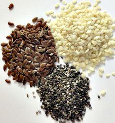 Omega 3 Seed Blend