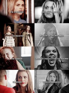 Lydia Martin Teen Wolf Quotes, Lydia Martin, Im Happy, Movie Posters, I Am Happy, Film Poster, Billboard, Film Posters