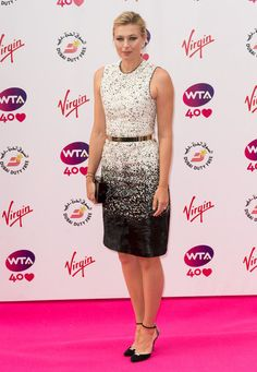 Maria Sharapova at the Pre-Wimbledon Party