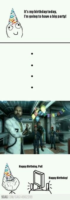 Forever Alone Fallout 3