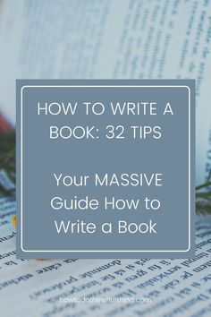 32 tips on how to write a book. | Looking for help with writing? Looking for writing tips? Looking for writing inspiration? Looking for more creative writing tips? Looking for writing advice?… More Creative Writing Tips, Book Writing Tips, Cool Writing, Writing Quotes, Writing Skills, Writing Prompts, Writing Resources, Aesthetic Writing, Writing Characters