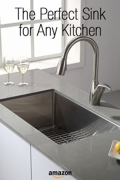 Kitchen and bath fixtures in a wide variety of styles, price points and from a range of brands.