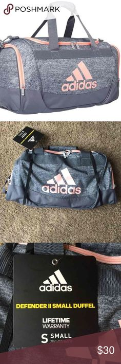 NEW ADIDAS DEFENDER II SMALL DUFFLE BAG NEW ADIDAS DEFENDER II SMALL DUFFLE BAG Adidas Bags Shoulder Bags
