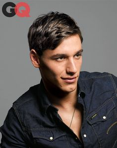 haircut you want gq magazine april 2014 bangs grooming hair men fashion Spring 2014