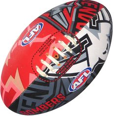 Essendon Bombers Footy Ball by Burley