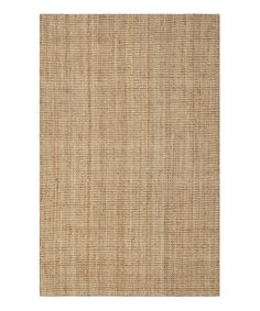 Loving this Natural Doyle Rug on #zulily! #zulilyfinds