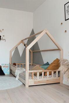Toddler Bed, Flamingo, Diy, Furniture, Home Decor, Creativity, Child Bed, Flamingo Bird, Decoration Home