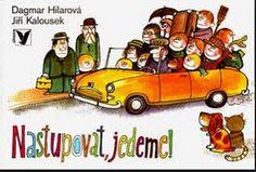 Czech illustration – Jiří Kalousek