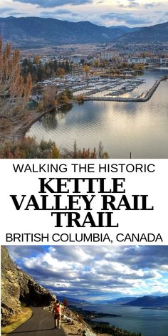 Without a doubt, one of my favourite things about living or visiting Penticton is the Kettle Valley Railway (KVR) Trail that passes through the town. British Columbia, Columbia Travel, Newfoundland Island, Ecuador, Places To Travel, Places To See, Alaska, Road Trip, Western Canada