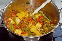 Griechischer Kartoffel - Gemüse - Topf (Rezept mit Bild) | Chefkoch.de