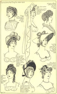 Village Hat Shop Gallery :: Chapter 13 - French Consulate and Empire 1800-1815 :: 207_G