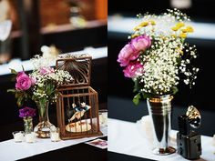 Vintage Style Decorating Ideas | ... Decor Ideas For Your Special Moment / Charming Vintage Style Wedding