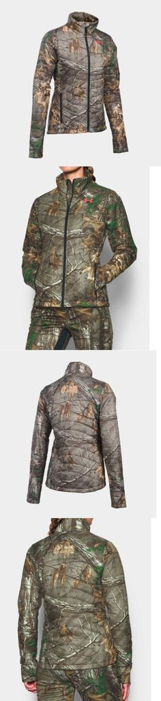 20f0f9baf7bfa ... Mens Storm Camo Icon Hunting Hoodie Nwt New 2016 Fall Line BUY IT NOW  ONLY: $64.99. Coats and Jackets 177868: Under Armour Camo Puffer Frost Real  Tree ...