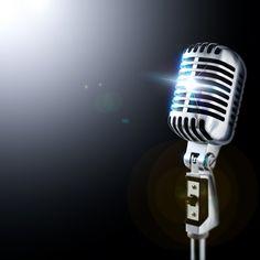 Nice Vintage Microphone
