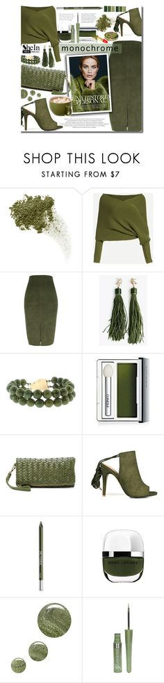 """""""#268 ~ One Color, Head to Toe"""" by cresentia-titi ❤ liked on Polyvore featuring W3LL People, River Island, Clinique, Urban Expressions, Hotsoles, Urban Decay, Marc Jacobs, Topshop, Rimmel and monochrome"""