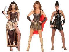 9 best gladiator costumes images on pinterest gladiator costumes historical halloween costumes men vs women solutioingenieria Gallery