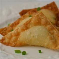 I ❤️ crab rangoons  http://m.allrecipes.com/recipe/200657/crab-rangoon/