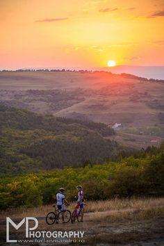 Biking in Cluj-Napoca, Romania :)