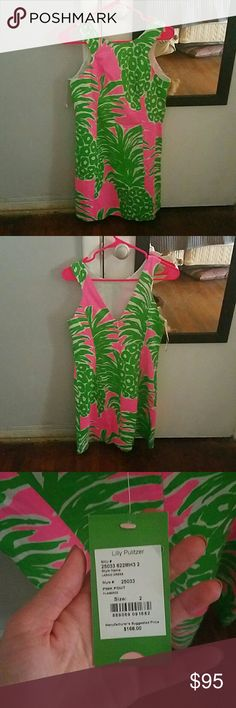 Lilly Largo Dress Never worn because it's too big for me. Such a beautiful dress though Lilly Pulitzer Dresses Mini