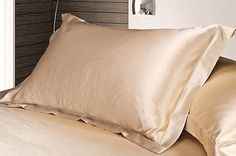 1pcs Solid Beige Satin Silk Pillowcase Pillow cover Soft birthday gift ideas - http://home-garden.goshoppins.com/bedding-products/1pcs-solid-beige-satin-silk-pillowcase-pillow-cover-soft-birthday-gift-ideas/