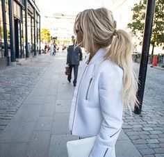 Fanny Lyckman perfect hair <3