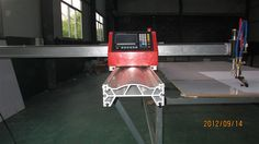 portable plasma cutting machine economical portable cutting machine, more information, please visit us: www.cncmetalcut.com  www.laser-solution.com