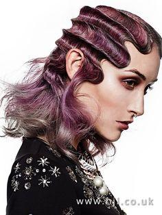 Philipp Haug – London Hairdresser of the Year Finalist Collection Dip Dye Hair, Dip Dyed, Dyed Hair, Hair Inspo, Hair Inspiration, Bright Hair Colors, Colourful Hair, Editorial Hair, Beauty Editorial