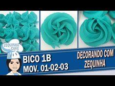 Bico Folha 65 - 66 - 67 - 68 - Conhecendo Bicos com Zequinha - YouTube