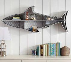 Shark Decor for Bedroom Fresh 25 Best Shark Decorations Images In 2016 – Babyzimmer Shark Nursery, Shark Room, Wall Shelf Decor, Wall Shelves, Shelving, Bedroom Themes, Bedroom Decor, Bedroom Ideas, Shark Bathroom