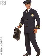 Disfraz de Piloto #disfraces