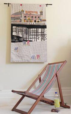 Bespoke rug/wallhanging