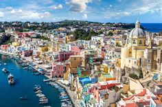The world's most colorful cities - Curbed