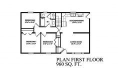 3br 2 bath 24x40 home perfect for arch cabin a girl can for 24x40 garage plans