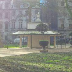 Berkeley Square in London, Greater London