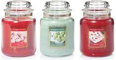 New! Score Yankee Cookie Swap Large Jar Candles For Only $5.00!