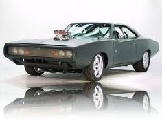 """Vin Diesel's Dodge Charger from """"The Fast and the Furious"""" for Sale!"""