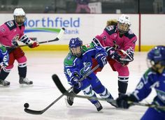 New York Riveters and Connecticut Whale