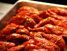 Easy and exotic Tandoori Chicken dinner recipe for two