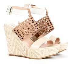 Sole Society Shoes - Wedge sandals - Bristol
