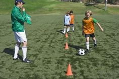 Fun Soccer Practice for Kids