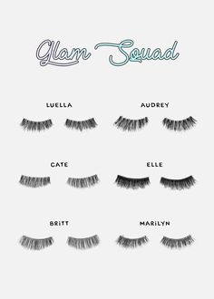 db10620097ad AOA Studio Eyelashes - Elle – Shop Miss A Fake Eyelashes