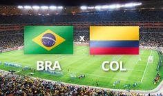 Assistir Brasil x Colômbia AO VIVO 17-06-2015 Copa América - 21h