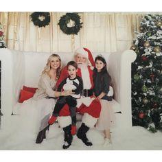 Sarah Michelle Gellar : Jolie photo de famille pour Noël