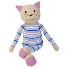 Organic Tilly the Cat Doll
