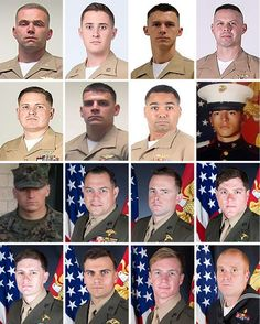 ★ RIP AMERICA'S BEST: 15 US Marines and 1 Navy Sailor tragically killed in military plane crash in Mississippi