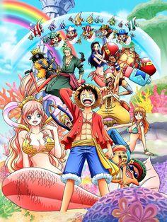 One Piece anime and manga One Piece Manga, One Piece 1, One Piece Images, One Piece Luffy, One Piece New World, Single Piece, Anime Echii, Anime Comics, Anime Art