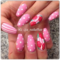 Instagram photo by a_nailaffair #nail #nails #nailart